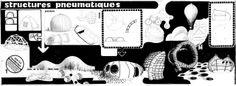 Les Utopies Gonflables | Jean-Paul Jungmann et le groupe Utopia