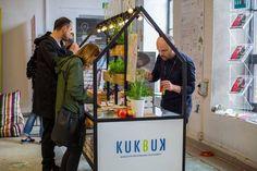 kuchnia mobilna by cooperativa studio KUKBUK RUSZA