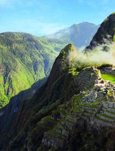 Machu Picchu, Peru, No 3 in the Ultimate Travelist. Image by Philip Lee Harvey, Lonely Planet