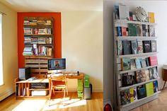Love Design: Design e riciclo, i mobili fatti con le cassette della frutta e i bancali