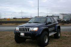 """2004 Grand Cherokee Overland 38"""""""