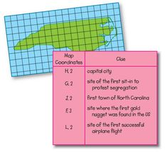 Map Coordinate Activity http://www.theeducationcenter.com/editorial_content/what-s-your-position