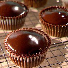 Cupcakes de Vino Tinto
