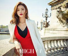 Park Soo Jin - High Cut Magazine Vol.172