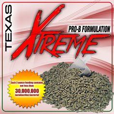 Texas Xtreme Pro-B for Horses