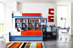 children bedroom inspiration designrulz (1)