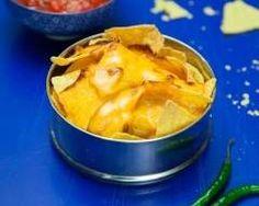 Nachos au four et sauce salsa