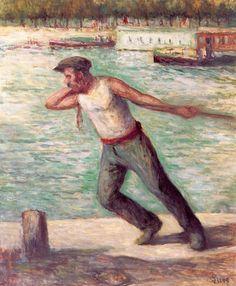 Hauler-Maximilien LUCE (1858-1941)