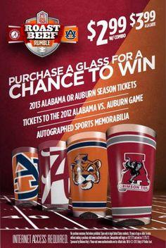 Alabama Glasses
