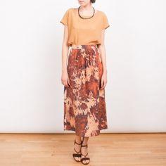shabd maxi skirt