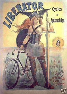 Cycles Liberator 1905