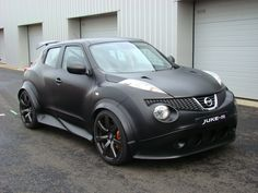 Nissan Juke-R Love the Matte finish!
