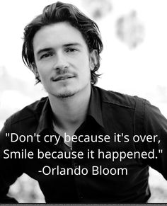 Pretty sure he never said that, but it's a good thought. Great Quotes, Quotes To Live By, Inspirational Quotes, Orlando Bloom Legolas, Bloom Quotes, Actor Quotes, Albert Einstein Quotes, Raining Men, Films