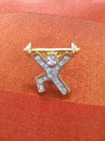 Pinssi, painonnostaja Second Hand Shop, Two Hands, Diamond Earrings, Shopping, Jewelry, Jewlery, Jewerly, Schmuck, Jewels