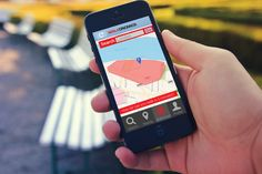 This App Tells You Where Can You Walk to in 5 Minutes — Design News