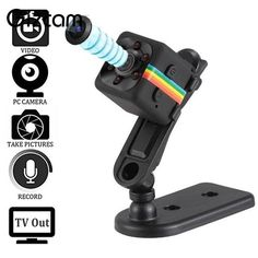 Portable New Hot Full HD 1080P Night Vision Mini Camera Micro Cameras Video Recorder Cam DV Camcorder