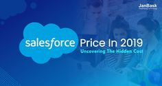 Salesforce or SF or SFDC is a cloud-based CRM (Customer Relationship Management) platform through which enterprises can focus on customer service, analytics, marketing automation, and application development in every part of the company that interacts with a customer including sales, marketing, services, and many more. #salesforceprice #salesforcehiddencost #janbask