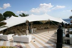 Elegant Wedding Tents - From glitzy beach weddings in the Caribbean to rustic outdoor weddings in the United Kingdom, our versatile stretch fabric Wedding Tents will enhance any outdoor venue with their stunning elegant looks. Visit http://www.tentickle-stretchtents.com