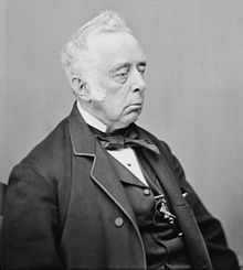 Reverdy Johnson (May 21, 1796 – February 10, 1876) was a statesman and jurist from Maryland.