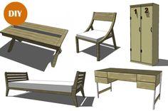 DIY furniture plans