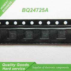 10pcs free shipping BQ24725A BQ25A QFN Package Laptop Chips 100% new original quality assurance