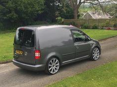 Vw Caddy Tuning, Caddy Van, Gti Mk7, Vw Caddy Maxi, Volkswagen Caddy, Vanz, Camper Van Conversion Diy, Van Camping, Ww2 Aircraft