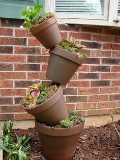 tipsy pot by rosario