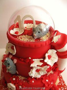 Hamster cake — Children's Birthday Cakes