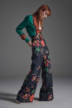 Diane von Furstenberg Spring 2017 Ready-to-Wear Fashion Show