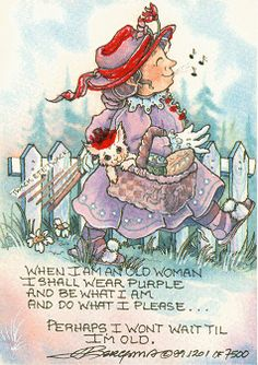 Ode to the Red Hat Society