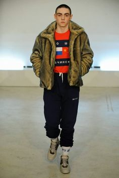 Gosha Rubchinskiy Fall Winter 2015