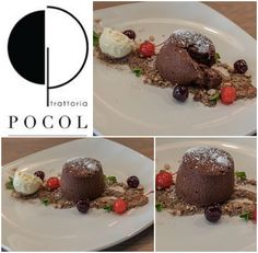 #food #yum #dinner #lunch #fresh #tasty #delish #eating #foodpic #eat #hungry #trattoriapocol #restaurant #italian #desert Italian Desert, Menu Restaurant, Delish, Deserts, Pudding, Tasty, Lunch, Fresh, Dinner
