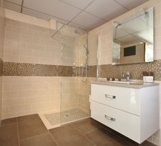 12 meilleures images du tableau Déco salle de bain - Carrelage mosaique