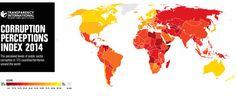 I Paesi più corrotti del mondo - 2014 | I Paesi più corrotti del mondo - Yahoo Notizie Italia