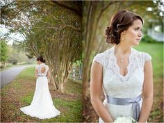 Bridal Portrait Inspiration | Anna Paschal Photography | Leigh Pearce Weddings, Greensboro North Carolina Wedding Coordinator