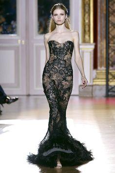 Morgane Warnier at Zuhair Murad Haute Couture FW 2012-13