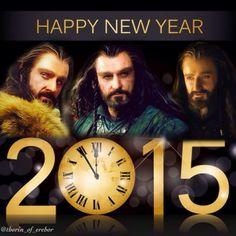 Happy new year! Thorin of Erebor FB