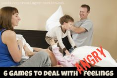 » 6 Creative Ways To Help Children Deal with Anger Positive Parenting Connection