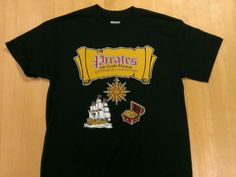 "Idlebrook created t-shirts for Erpenbeck Elemetary's 5th grade musical called ""Pirates"". Very cool pirate theme!"