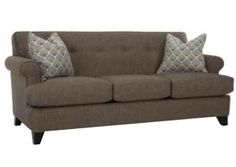 Decor-rest Fabric condo sofa 2526 | UrbanCabin