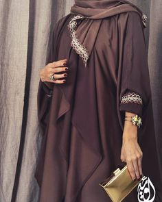 Crochet abaya
