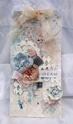 LisaGriffith's Gallery: *Blue Fern Studios* Dream Tag