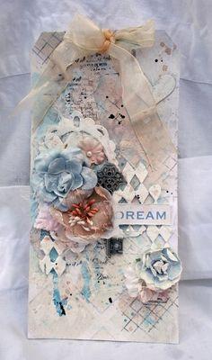 LisaGriffith's Gallery: *Blue Fern Studios* Dream Tag