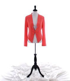 Modern Vintage 1940's inspired Chorus Line Blazer from Theadora Vintage. Shop theadoravintage.com
