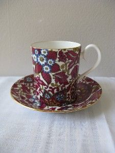 Vintage Mug Royal Albert Arabesque Demitasse Cup...