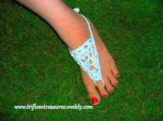 Barefoot Sandals Pattern Pack
