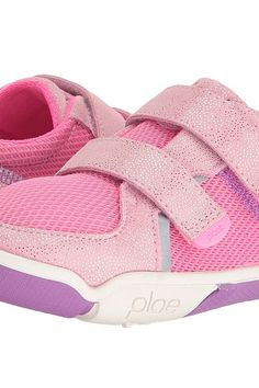 PLAE Ty (Toddler/Little Kid) (Pink/Dewberry) Girl's Shoes - PLAE, Ty (Toddler/Little Kid), 102022-651, Footwear Closed General, Closed Footwear, Closed Footwear, Footwear, Shoes, Gift, - Street Fashion And Style Ideas