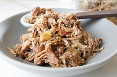 Maple-Bacon-Balsamic Pulled Pork...AIP from Grazed and Enthused....Hubby and I love this one!