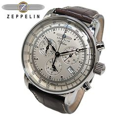ツェッペリン ZEPPELIN 100周年記念 クオーツ メンズ クロノ 腕時計 7680-1 [並行輸入品] Z... https://www.amazon.co.jp/dp/B0149PMIOC/ref=cm_sw_r_pi_dp_x_eIgOyb27ZJ0DR