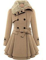 ANDI ROSE Fashion Womens Warm Winter Hooded Long Section Jacket Coat from $29.99 by Amazon BESTSELLERS